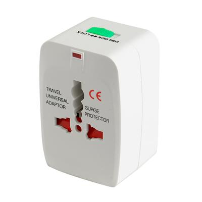All-in-One Universal AC Wall Power Outlet Converter Adapter for Worldwide Use