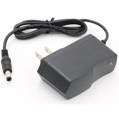 12V 1A AC/DC Power Adapter for LED Strip, LED Puck, Wireless Routers, Network Switches and Hubs