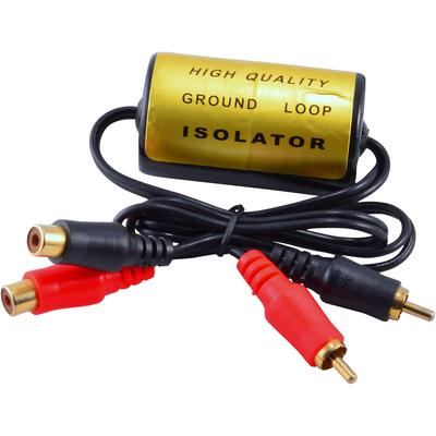 2-Channel RCA Stereo Ground Loop Isolator