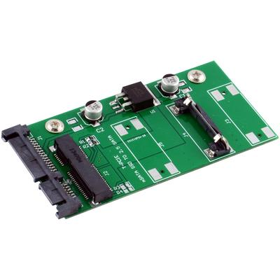 """mSATA PCI-E SSD 50mm to 2.5"""" SATA Converter Adapter"""