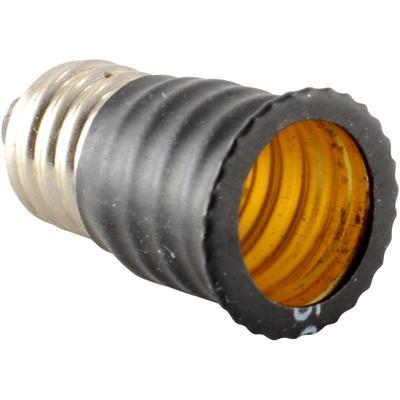 Light Bulb Socket Adapter Halogen Mini-Can Base E11 to Candelabra E12 Enlarger