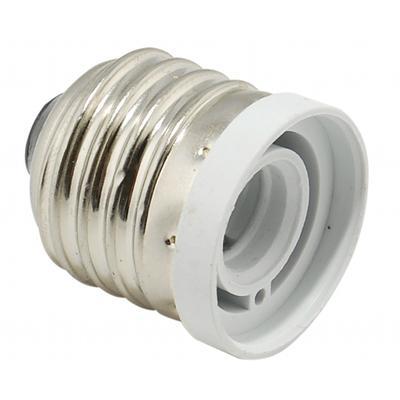 Light Bulb Socket Adapter Standard Medium Base E26 to Candelabra E12 Screw Reducer