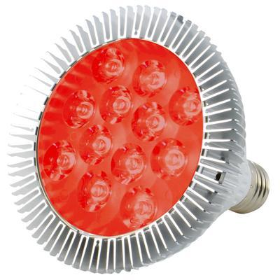 ABI 12W 630nm Red PAR38 LED Grow Light Bulb