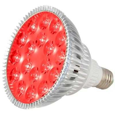 ABI True 26W Deep Red 660nm LED Bloom Booster Grow Light Bulb with Active Cooling