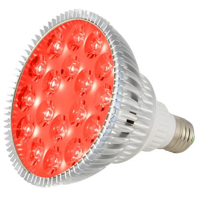 ABI True 26W 630nm Red PAR38 LED Grow Light Bulb with Active Cooling