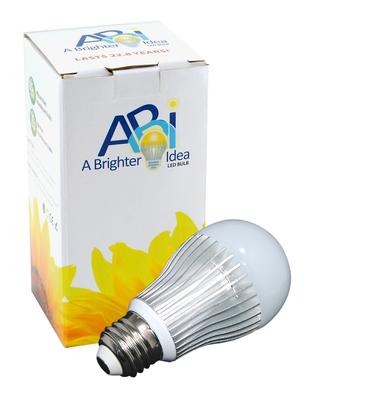 ABI® 6-Watt Dimmable LED Light Bulb Warm White (40W Replacement)