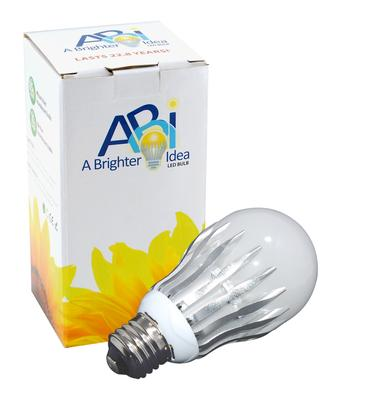 ABI® 5-Watt LED Light Bulb Warm White (35W Replacement)
