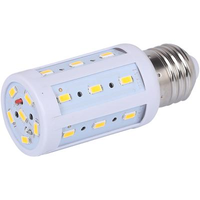 40 Watt Equivalent LED Bulb 24-Chip Corn Light E26 550lm 5W Soft Warm 3000K