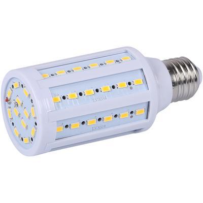 75 Watt Equivalent LED Bulb 60-Chip Corn Light E26 1100lm 10W Soft Warm 2700K