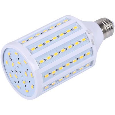 125W Equivalent LED Bulb 90-Chip Corn Light E26 2200lm 20W Soft Warm 2700K