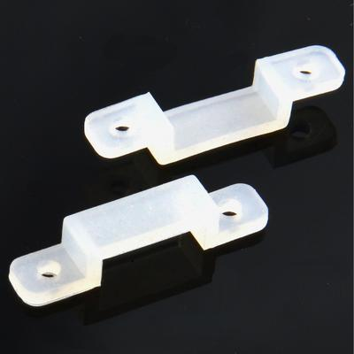 Silicone Fasterner Clips for LED Strip Light 8mm 10mm 3528 5050 5630