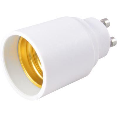 Light Bulb Socket Adapter GU10 GU-10 to Standard US E26 Medium Base