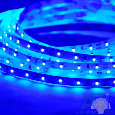 ABI LED Light Strip, SMD 2835, 5M Role 60LED/M, Indoor Use - Blue