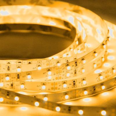 ABI 300 LED Flexible Light Strip, 5M, Orange Yellow, SMD 2835, 12V