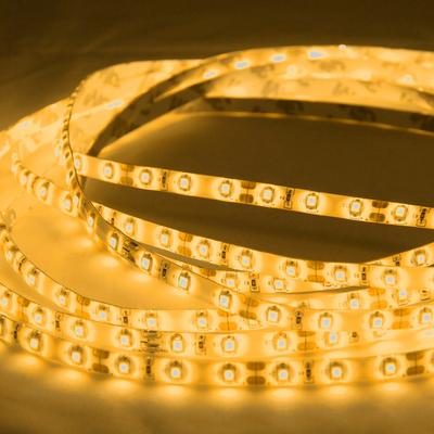 ABI 300 LED Waterproof Light Strip, 5M, Orange Yellow, SMD 3528, 12V