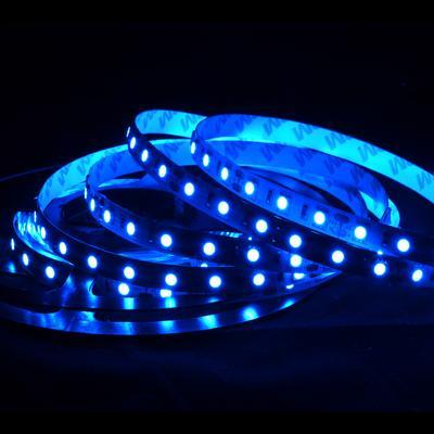 ABI 300 LED Strip Light, 5M, Blue, High Brightness SMD 5050, 12V