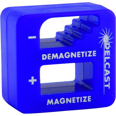 Delcast Magnetizer / Demagnetizer for Screwdriver Tips, Bits and Small Hand Tools